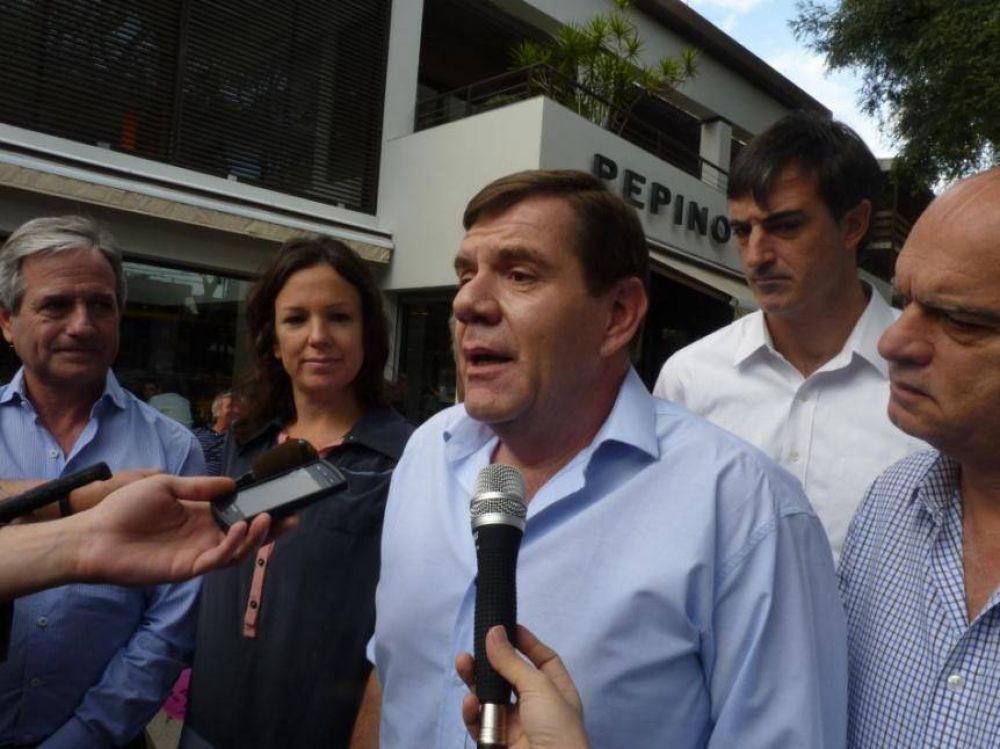 Montenegro, perdido: sueña con gobernar San Isidro pero se lanza para intendente de Mardel