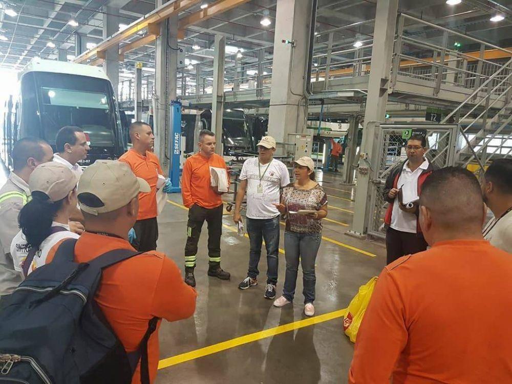 Colombia: La ITF se solidarizó con reclamo de trabajadores del Metro de Medellín
