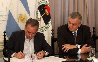 Jujuy firmó importante convenio para alentar el desarrollo tecnológico y científico sustentable en la provincia