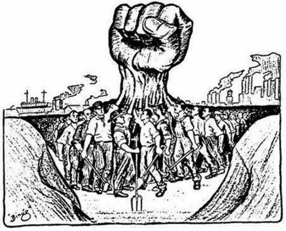 #21F La Asociación de Abogados laboralistas de Mar del Plata adhiere a la movilización