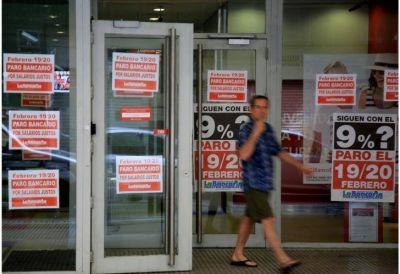 """La Justicia ordenó el pago de la """"clausula gatillo"""" para los bancarios"""