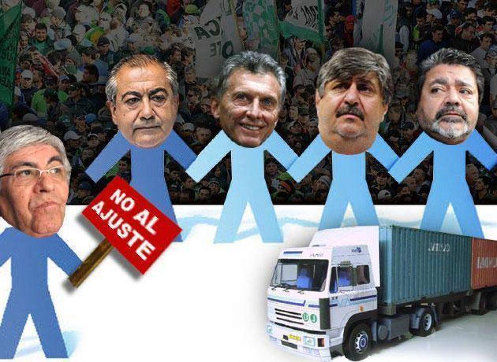 Efecto colateral para el Gobierno: estrategia anti-Moyano comienza a generar ruido en el sindicalismo