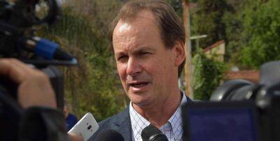 Bordet destacó el avance de la planta potabilizadora de agua en Concordia
