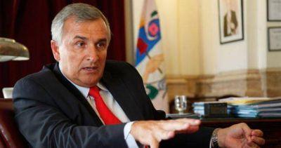 Gerardo Morales destrozó el piso salarial y le ofreció 5% a los docentes