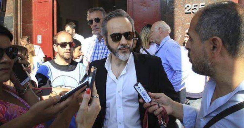"""Larreta ofreció 12% a los docentes dicen que los """"empujan"""" al conflicto"""