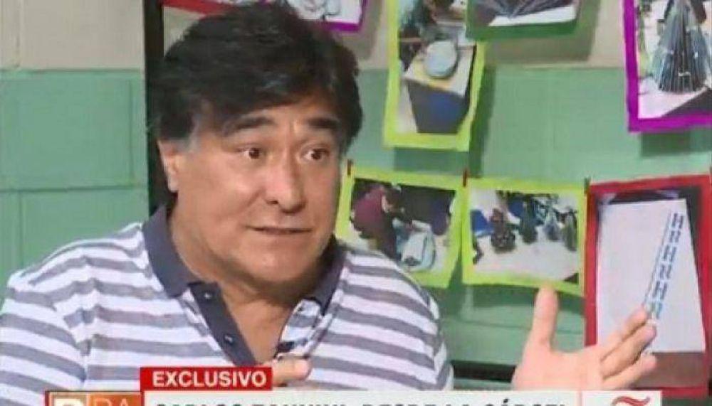 """Carlos Zannini, desde la cárcel: """"Timerman es una persona que trató de hacer lo mejor para la Argentina y para los judíos"""""""