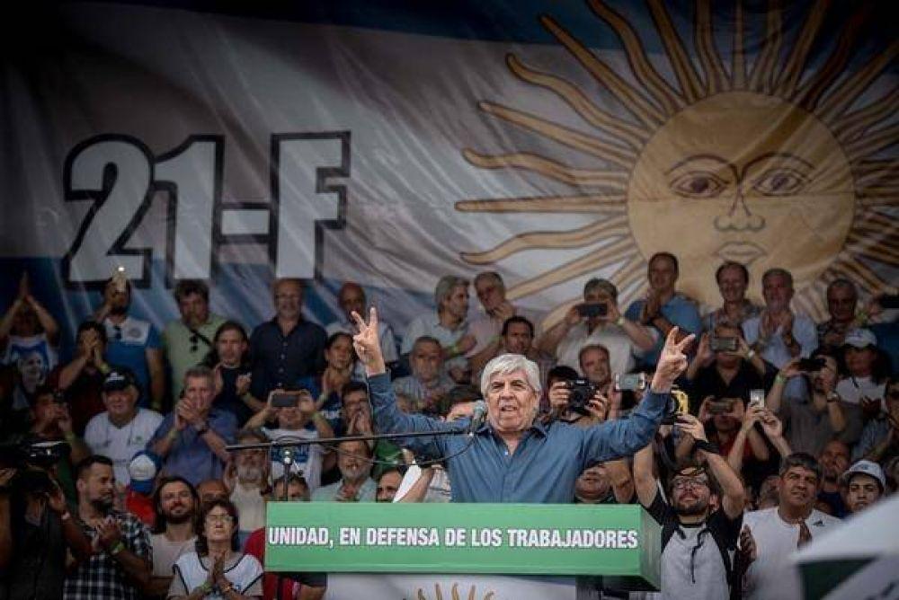 Una marcha, dos señales de poder y un nuevo mapa político en la Argentina