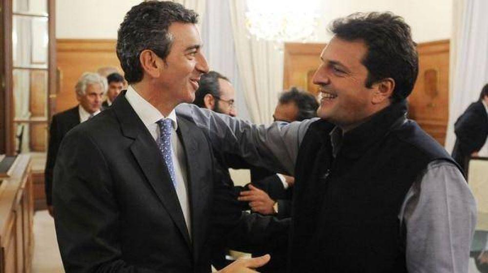 El peronismo federal busca sumar a Sergio Massa y Florencio Randazzo para ganar terreno en la interna del PJ