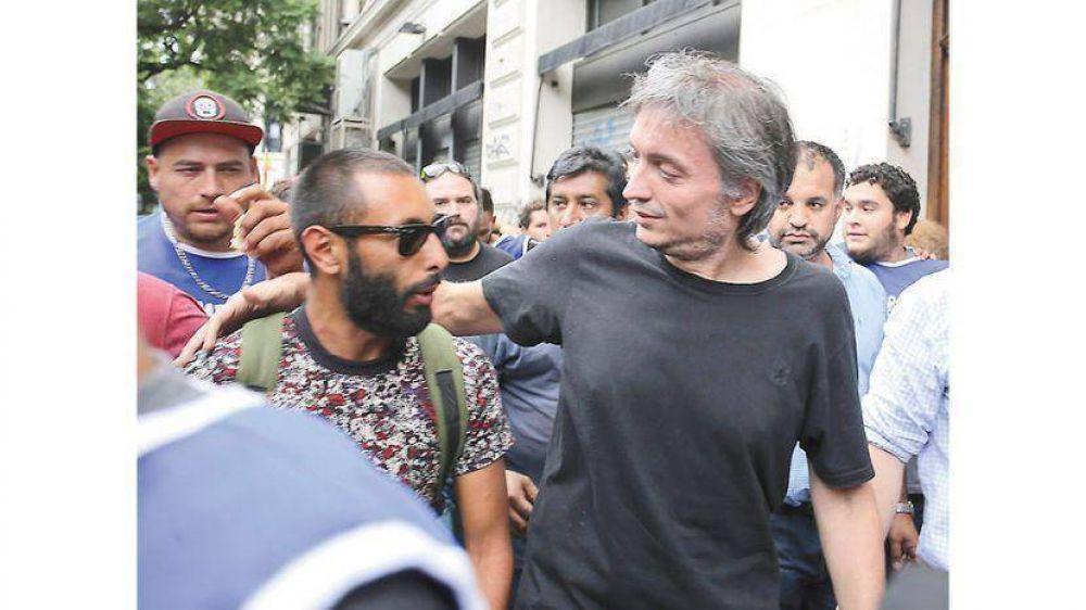 Tras sumarse a la marcha, el kirchnerismo ya imagina una cumbre Cristina-Moyano