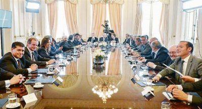 Provincias piden hoy a Nación flexibilizar tope a paritarias