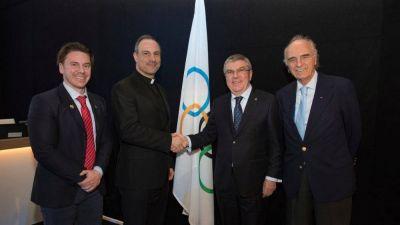 El Vaticano cada vez más cerca del Comité Olímpico Internacional