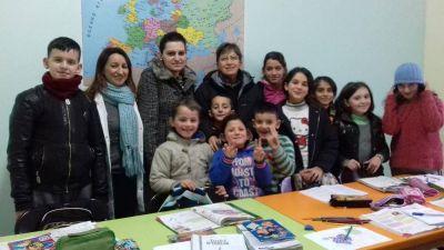 Albania; colaboración entre las monjas y el alcalde musulmán
