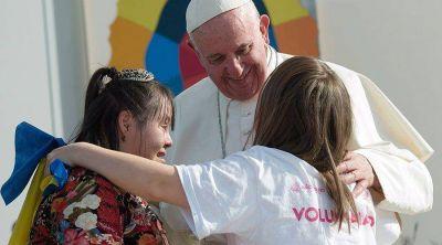 TEXTO: Mensaje del Papa Francisco por la 33º Jornada Mundial de la Juventud