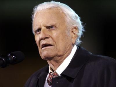 A los 99 años muere el legendario pastor evangélico Billy Graham