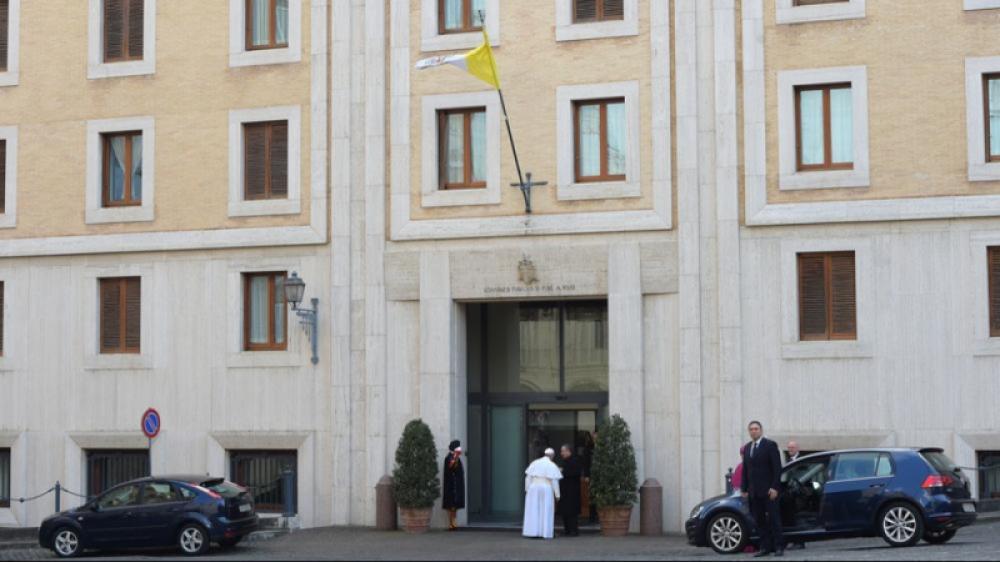 La lista de argentinos que lo visitan desmiente un partidismo del Papa