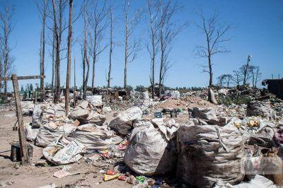El Municipio propone declarar el estado de emergencia en el basural por 360 días