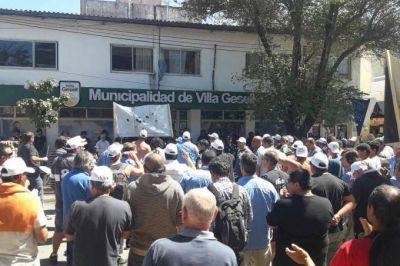 """Villa Gesell, un caso testigo de los """"aprietes"""" de la UTA a favor de algunas empresas"""