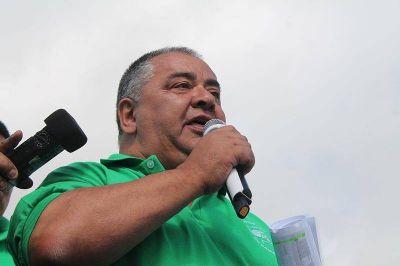 """Miguel Forte: """"El respaldo a Moyano fue contundente y el pedido uno solo: dignidad para los trabajadores"""""""