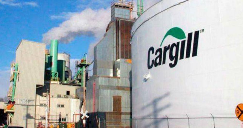 Prorrogan la conciliación obligatoria en Cargill, que insiste con despedir 44 operarios