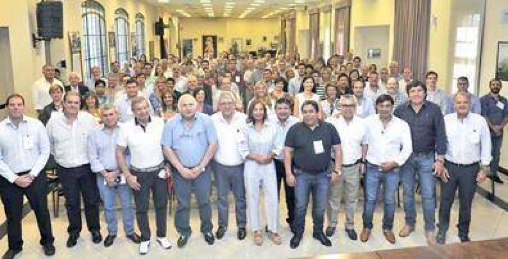 Primer encuentro nacional de delegados de OSPRERA