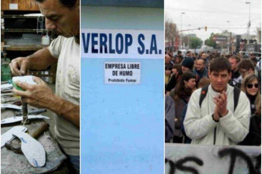 Desde diciembre, se registran más de 100 despedidos en Bolívar y otros 14 en Chacabuco