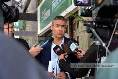 Colector costanero: Esperan definiciones de la empresa de Cristóbal López