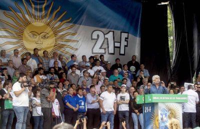El 7 de marzo, muchos popes se juntarán con la intención de crear un frente sindical opositor