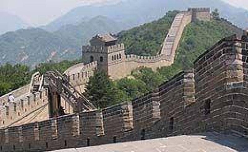 Hallaron un nuevo tramo de la Gran Muralla China