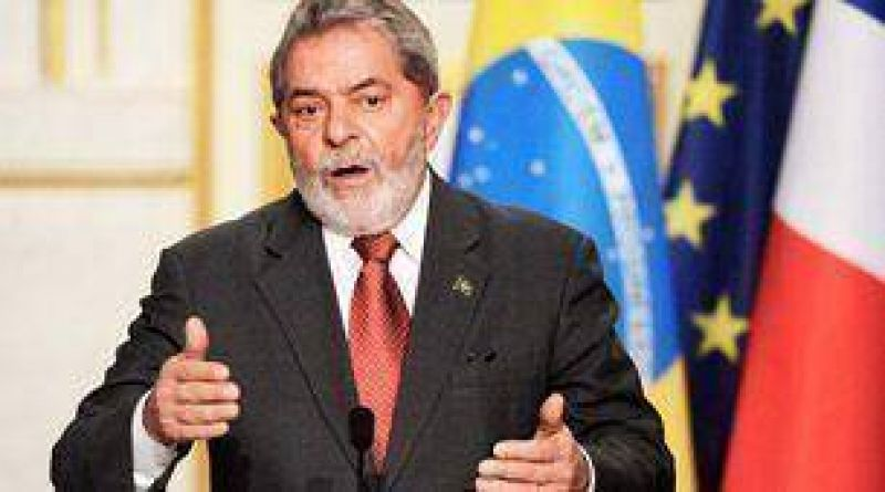 Sobre el final de su mandato, Lula mantiene una imagen muy alta