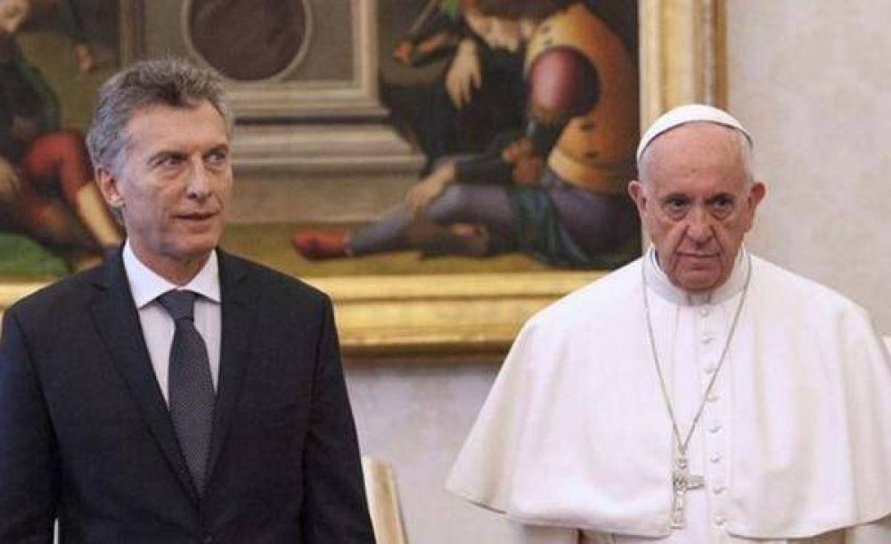 La contraofensiva de Francisco por el aborto y la estabilidad del ministro Caputo preocupan a Macri