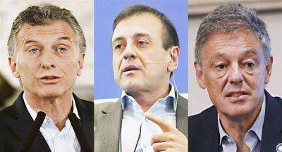 Macri se pondrá al hombro meta de inflación de 15%