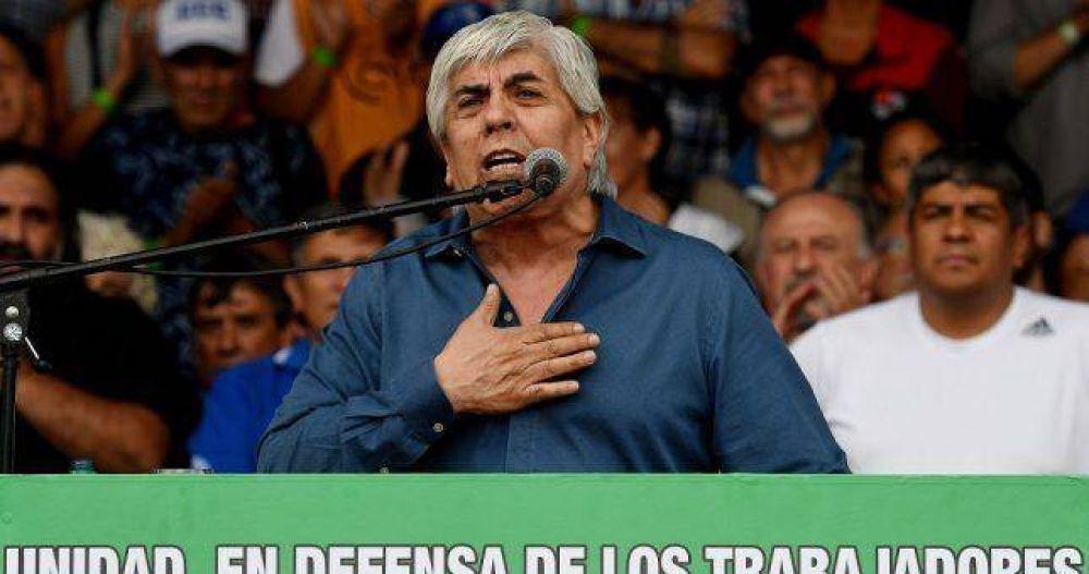 Aparece otra denuncia contra Moyano por una compra de un millonario inmueble en Córdoba