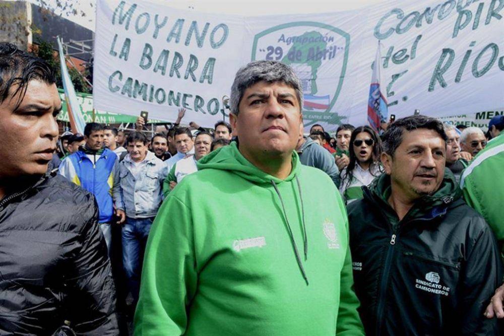 Pablo Moyano desafió a Elisa Carrió: