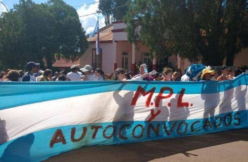 Paritarias Docentes: MPL no comenzará las clases y apoyará los paros nacionales