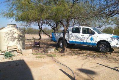 La extensa red de acueductos llega a los vecinos de Cabeza de Vaca