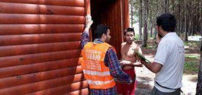 RENATRE Corrientes fiscaliza en el nordeste provincial