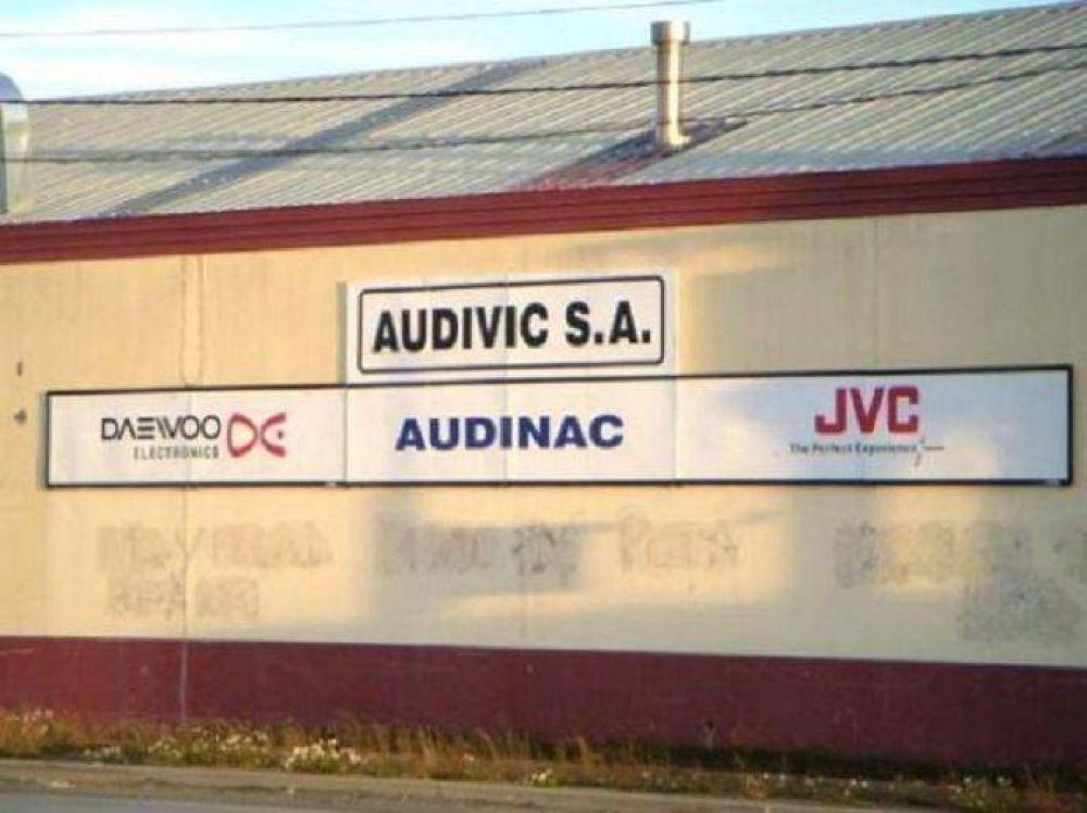 Cerca de 100 despidos en la empresa Audivic