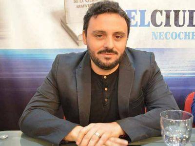 """Luciano Lescano: """" La esperanza para muchos, es por estas horas, el año 2019″"""