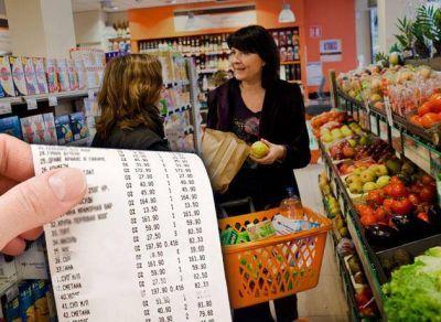 El aumento en alimentos dispara la inflación: supermercados y fábricas remarcan precios por suba del dólar, tarifas y combustibles
