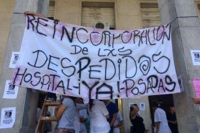 Paran hoy los médicos bonaerenses en reclamo de paritarias y contra los despidos en el Estado