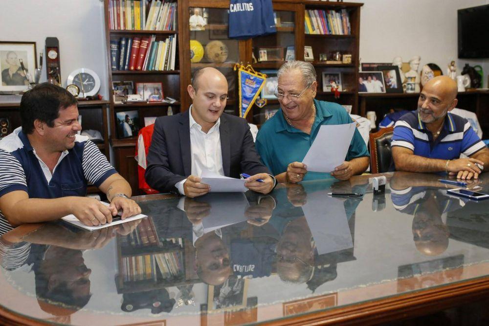 Acuerdo de cooperación entre el gobierno de la Ciudad y la Federación de la Carne
