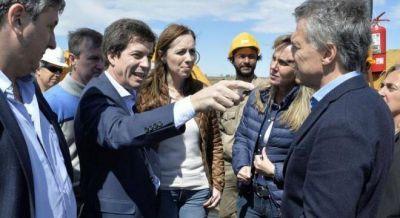 Vidal adjudica la obras de la Cuenca del Salado, las más importante de su mandato