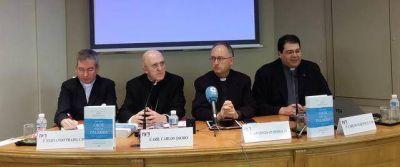 """Antonio Spadaro: """"Francisco está metiendo a la Iglesia en ejercicios espirituales. Esa es su reforma"""""""