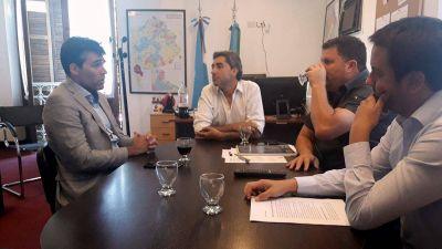 López en el Ministerio de Seguridad: El día después del