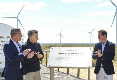 Investigan si se favoreció con negocios eólicos al grupo Macri