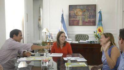 María Eugenia Vidal se corre de la agenda caliente y enfocará su discurso en la reforma judicial y la obra pública
