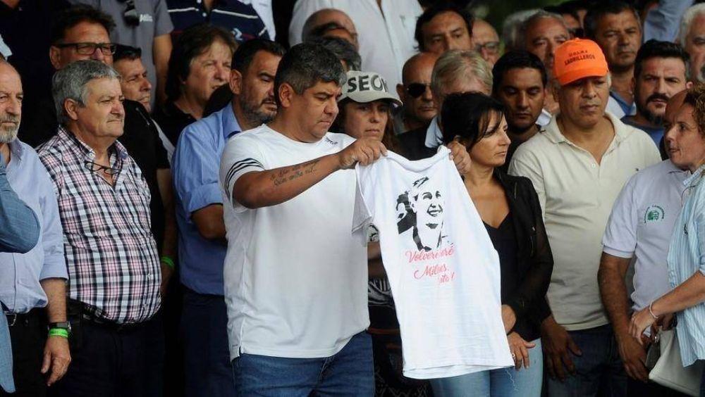 La IGJ le reclama balances adeudados a un instituto que dirige Pablo Moyano