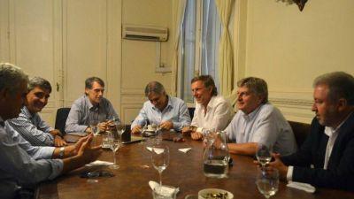 Diputados alineados a los gobernadores del PJ piden al Presidente