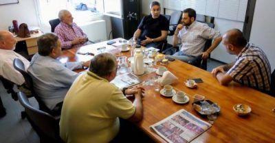Madryn: Servicoop se reunió con funcionario nacional