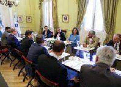 El Congreso Judío Latinoamericano se reunió con autoridades del Reino Unido